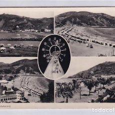 Postales: DEVA GUIPUZCOA. VARIAS VISTAS. CIRCULADA EN 1959. Lote 257295240