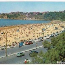 Cartes Postales: EM0660 ALGORTA PLAYA DE EREAGA 1960 GARRABELLA Nº22 DKW SEAT 600 BMW ISETTA. Lote 257915865