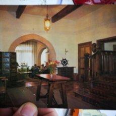 Postales: POSTAL COLEGIO IZARRA ÁLAVA PUBLICIDAD PREGON 1969 S/C. Lote 258977005