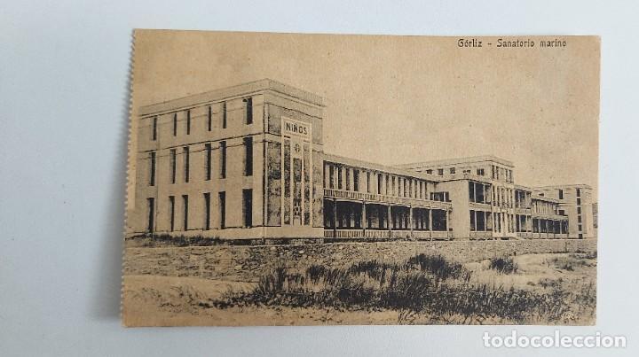 ANTIGUA POSTAL DE GÓRLIZ - SANATORIO MARINO - VIZCAYA - NO CIRCULADA - EN BUEN ESTADO - (Postales - España - Pais Vasco Antigua (hasta 1939))