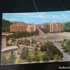 Postales: POSTAL SAN SEBASTIAN AUTOBUSES INGLESES 2 PISOS AÑOS 60. Lote 261353750