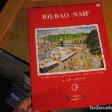 Postales: BILBAO NAIF. 24 POSTALES. AMANN EGIDADU (LUIS), ALONSO DE MIGUEL (ROMÁN) SÁNCHEZ TERREROS (ROBERTO). Lote 261525840