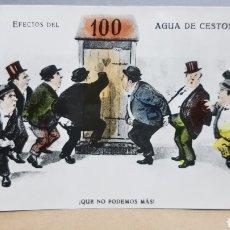 Postais: POSTAL ANTIGUA - CESTONA - AGUA DE CESTONA N°103. Lote 261856975