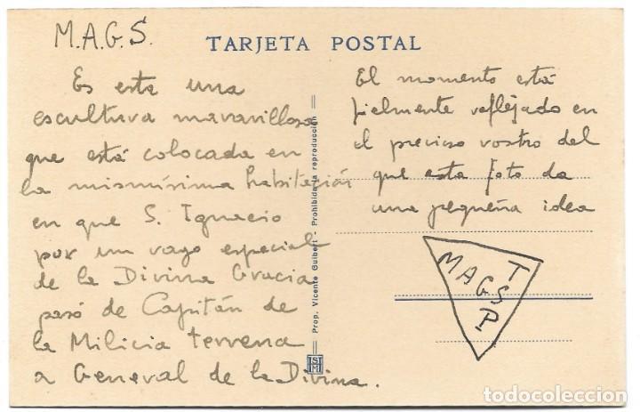 Postales: SANTA CASA DE LOYOLA - CONVERSIÓN DE SAN IGNACIO - HSM - PROP. VICENTE GUIBERT - Foto 2 - 261945755