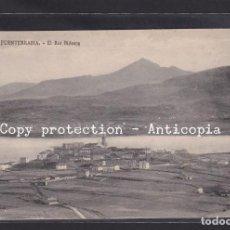 Postales: POSTAL DE ESPAÑA - FUENTERRABIA. - EL RÍO BIDASOA. Lote 263129550