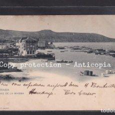 Postales: POSTAL DE ESPAÑA - 926 FUENTERRABIA BARRIO DE LA MARINA. Lote 263130100