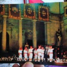 Postales: POSTAL VITORIA PALACIO DE LA DIPUTACIÓN N 31 GARRIDO 1965. Lote 263141715