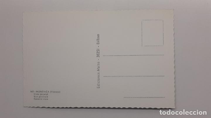 Postales: Postal Mundaca (Vizcaya), Vista general, Ediciones Maite nº 160 - Foto 2 - 263622820