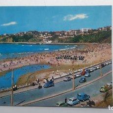 Postales: POSTAL GUECHO (VIZCAYA), PLAYA DE EREAGA, BEASCOA SAN CAYETANO Nº 7219. Lote 263622840