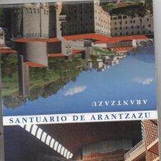 Postales: LIBRETE DE 10 FOTOS DE ARANTZAZU-VER MAS FOTOS. Lote 263708380