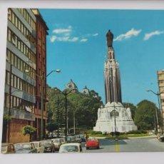 Postales: POSTAL 7364. BILBAO. MONUMENTO AL SAGRADO CORAZÓN. Lote 264455709