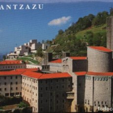 Postales: LIBRETE DE 10 FOTOS DE ARANTZAZU-VER MAS FOTOS. Lote 267535044