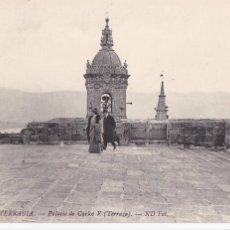 Cartes Postales: FUENTERRABIA PALACIO CARLOS V (TERRAZA). ED. ND FOT Nº 69. SIN CIRCULAR. Lote 267656819