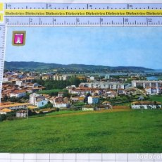 Postales: POSTAL DE GUIPÚZCOA. AÑO 1971. IRÚN VISTA GENERAL. 3 FUERTES. 284. Lote 269010644