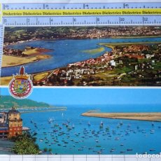 Postales: POSTAL DE GUIPÚZCOA. AÑO 1990. FUENTERRABIA HONDARRIBIA 66 FUERTES. 285. Lote 269010659
