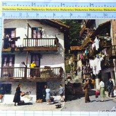 Postales: POSTAL DE GUIPÚZCOA. FUENTERRABIA HONDARRIBIA. BARRIO ANTIGUO. 3029 SOPEA. 288. Lote 269010774