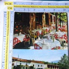 Postales: POSTAL DE GUIPÚZCOA. AÑO 1972. LOYOLA AZPEITIA HOSTAL ECHANIZ. 292. Lote 269010949
