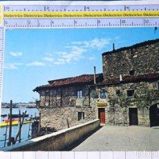 Postales: POSTAL DE GUIPÚZCOA. AÑO 1968. PASAJES RINCÓN TÍPICO DE SAN JUAN. 200 FUERTES. 304. Lote 269011599