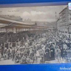 Postales: (PS-65605)POSTAL DE BILBAO-PLAZA DEL MERCADO. Lote 269181108