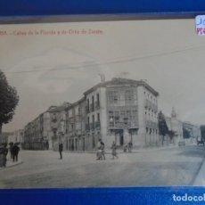 Postales: (PS-65616)POSTAL DE VITORIA-CALLES DE LA FLORIDA Y DE ORTIZ DE ZARATE.THOMAS. Lote 269181458