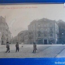 Postales: (PS-65619)POSTAL DE VITORIA-PLAZA DEL GENERAL MOLA Y CALLE SAN ANTONIO.THOMAS. Lote 269203938
