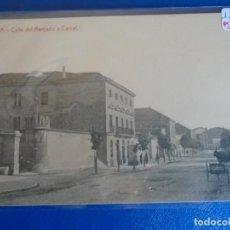 Postales: (PS-65622)POSTAL DE VITORIA-CALLE DEL MERCADO Y CARCEL.THOMAS. Lote 269204633