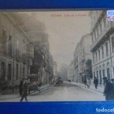 Postales: (PS-65626)POSTAL DE VITORIA-CALLE DE LA FLORIDA.THOMAS. Lote 269205613