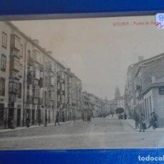 Postales: (PS-65627)POSTAL DE VITORIA-PORTAL DE BARRERAS.THOMAS. Lote 269208438