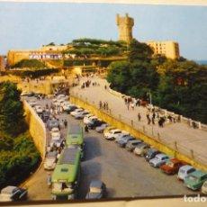 Postales: POSTAL S.SEBASTIAN .-PARQUE IGUELDO. Lote 269238783
