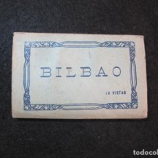 Postales: BILBAO-MINI BLOC CON 16 VISTAS FOTOGRAFICAS-ROISIN-VER FOTOS-(CR-2617). Lote 269310883