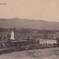 Postales: BILBAO HOSPITAL CIVIL. ED. LIBRERIA E. VERDES. SIN CIRCULAR. Lote 269955148