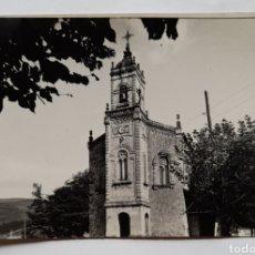 Postales: 4 GALDACANO - VIZCAYA IGLESIA NUESTRA SEÑORA DE LA ASUNCIÓN. COMERCIAL PAREDES, S.L. FOTO DELER.. Lote 272390103
