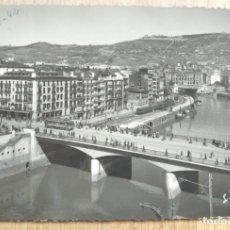 Cartoline: BILBAO - PUENTE DEL ARENAL - ROISIN FOTOGRAFO. Lote 274193738
