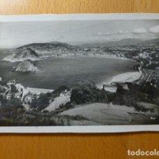 Postales: SAN SEBASTIAN VISTA DESDE EL MONTE IGUELDO. Lote 276623428