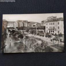 Postales: 54 IRÚN, PASEO DE COLÓN. HELIOTIPIA ARTÍSTICA ESPAÑOLA - MADRID. Lote 276704933
