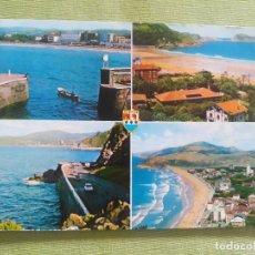Postales: ZARAUZ - AÑO 1965. Lote 277229903