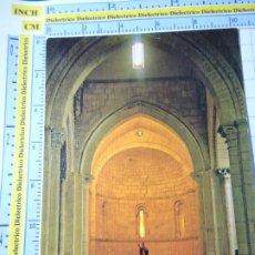 Postales: POSTAL DE ÁLAVA. AÑO 1976. BASÍLICA DE SAN PRUDENCIO. ARRIBAS. 852. Lote 277648428