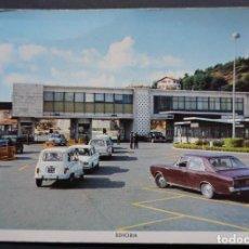 Postales: BEHOBIA (IRÚN) PUENTE Y ADUANA, POSTAL SIN CIRCULAR DEL AÑO 1971, VER FOTOS Y COMENTARIOS. Lote 278457103