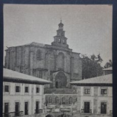 Postales: PLAZA DE GUERNICA,EDITADA POR DIRECCIÓN GENERAL DE REGIONES DEVASTAS GUERRA CIVIL, VER FOTO REVERSO. Lote 278459268