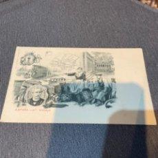 Postales: VIZCAYA - ANTIGU POSTAL ESPAÑA 47 VIZCAYA 14X9 CM . REVERSO SIN DIVIDIR. Lote 278811058