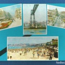 Cartes Postales: POSTAL ESCRITA PERO NO CIRCULADA BILBAO 8 EDITA DANIEL ARBONES. Lote 280230303