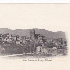 Cartoline: ALAVA, VITORIA, EL CIEGO VISTA GENERAL. VER REVERSO. Lote 285452683