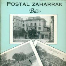 Postales: COLECCION DE 24 POSTALES DE BILBAO ZAHARRAK ( ANTIGUO) REEDICION DEL DIARIO EGIN. Lote 287987668