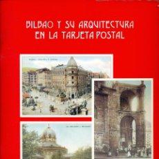 Postales: COLECCION DE 24POSTALES DE BILBAO Y SU ARQUITECTURA COLOREADAS EDICION DE LUIS AMANN. Lote 287989113