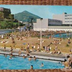 Postales: PORTUGALETE - VIZCAYA - PISCINAS MUNICIPALES. Lote 287995958