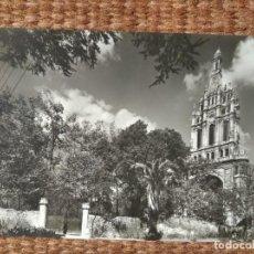 Postales: BILBAO - BASILICA NTRA. SRA. DE BEGOÑA. Lote 288000833