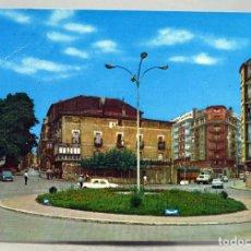 Postales: POSTAL HERNANI PLAZA CINCO ENEA COCHES FUERTES BEASCOA CIRCULADA SELLO 1972. Lote 288039698