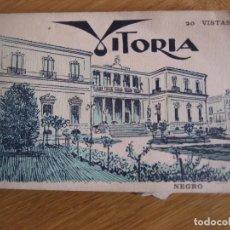Cartoline: VITORIA. L.ROISIN. BLOCK 20 VISTAS. OJO FALTAN TRES. Nº 4, 15 Y 20. SOLO SON 17 POSTALES.. Lote 288442373