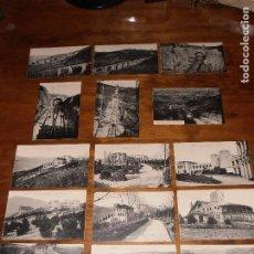Postales: LOTE DE 15 POSTALES DE BILBAO. L. ROISIN. FOT. BARCELONA.. Lote 288504083