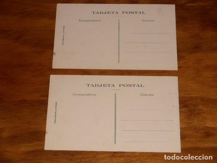 Postales: LOTE DE 15 POSTALES DE BILBAO. L. ROISIN. FOT. BARCELONA. - Foto 3 - 288504083